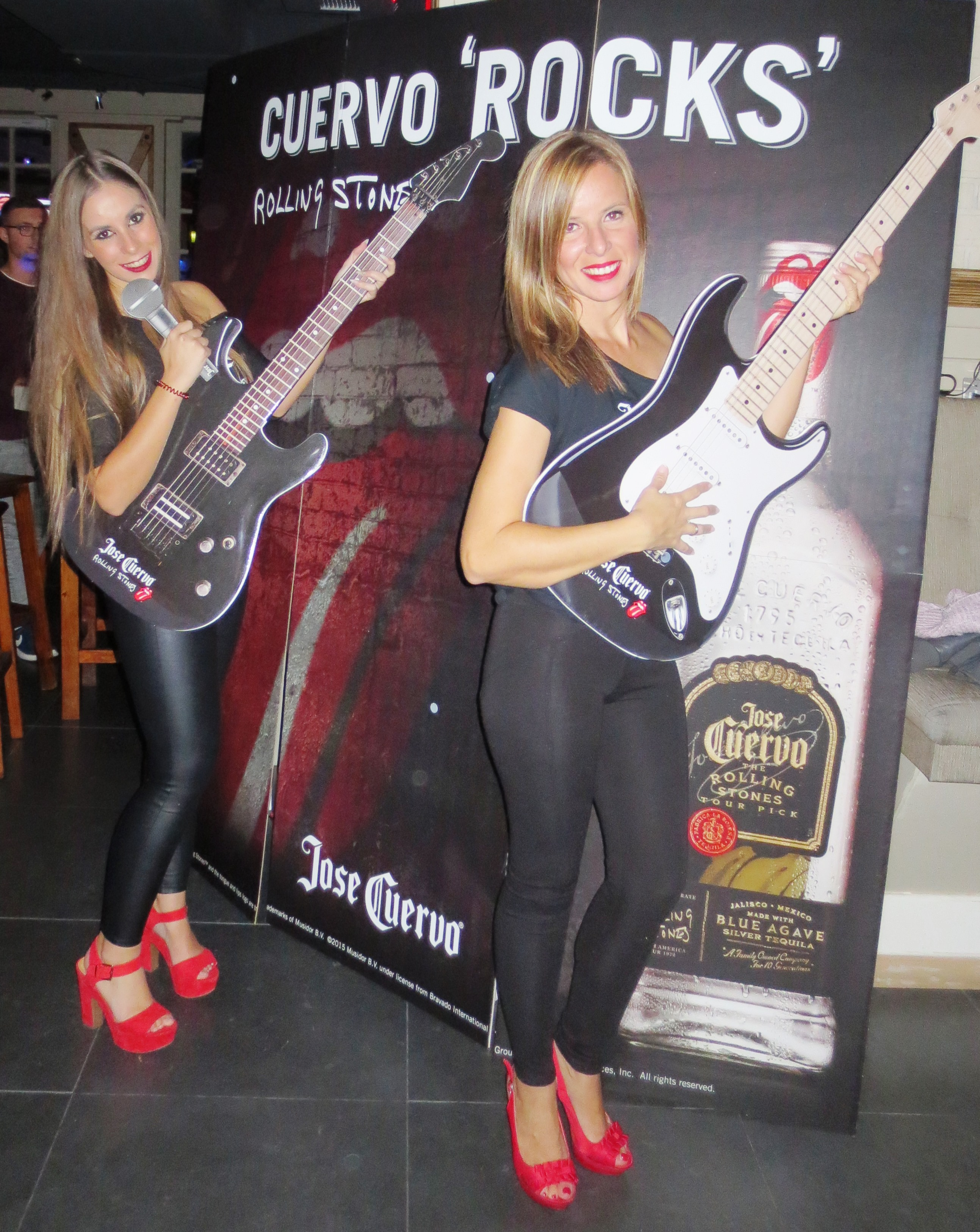 Jose Cuervo Rocks